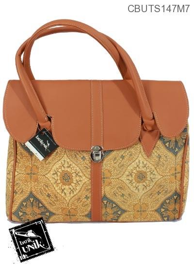Tas Hermes Slok Motif Campuran Batik Warna