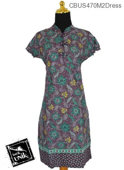Sarimbit Dress Motif Kembang Kertas Sambung