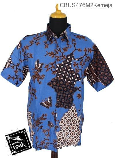 Baju Batik Sarimbit Family Pekalongan Motif Kembang Sekak