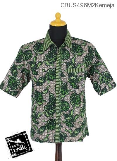 Baju Batik Sarimbit Dress Motif Kusnia Ceplok Alas
