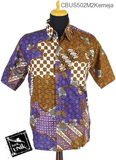 Baju Batik Sarimbit Gamis Pekalongan Motif Sekarjagad