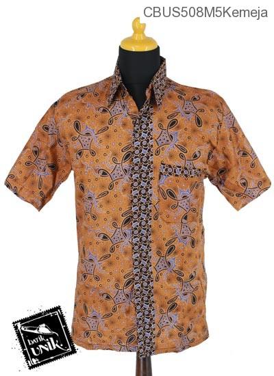 Baju Batik Sarimbit Gamis Motif Jajar genjang Tarik