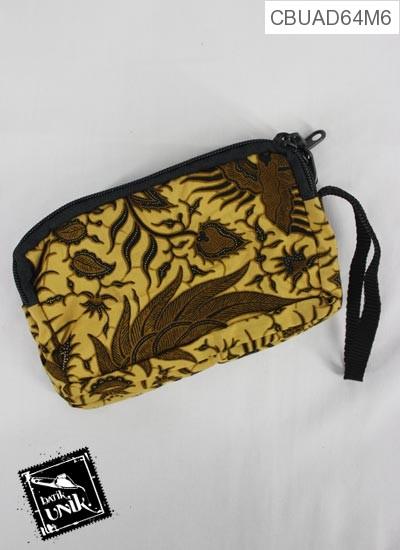 Dompet Batik Resleting Tiga Motif Batik Nusantara II