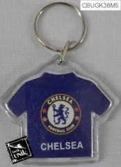 Gantungan Kunci Mika Jersey