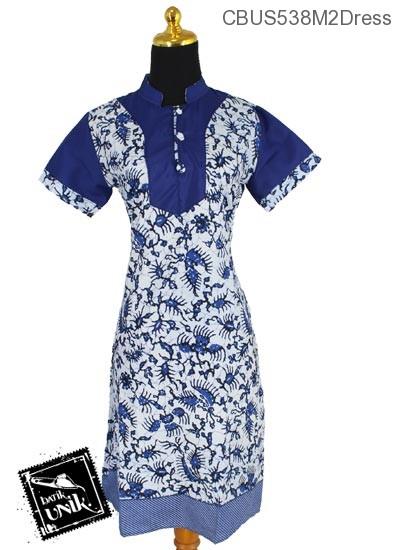 Sarimbit Dress Motif Bulu Babi Lonjong