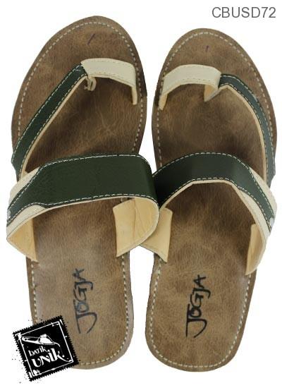 Sandal Spoon Japit Jogja Coklat