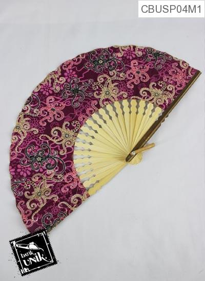 Souvenir Kipas Batik Terbaru  Besar