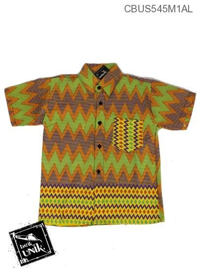 Baju Batik Terbaru  Sarimbit Family Motif Rang Rang Salur