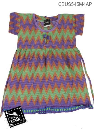 Baju Batik Sarimbit Family Motif Rang Rang Salur