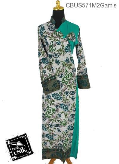 Baju Batik Sarimbit Gamis Jual Baju Batik Sarimbit Gamis