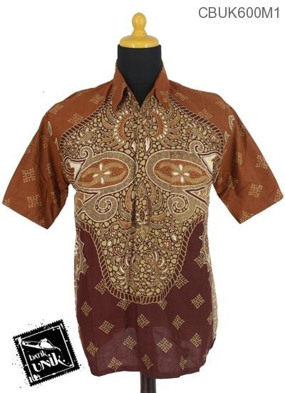 Kemeja Batik Motif Garda Untir