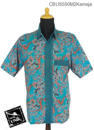 Baju Batik Sarimbit Gamis Motif Godhong Wulu Tumpal