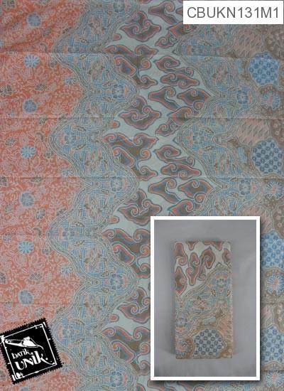 Kain Batik Terbaru  Printing Motif Mego Sungai Jagad
