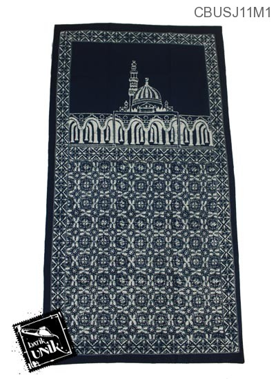 Sajadah Batik Terbaru  Katun Motif Ceplok Warna