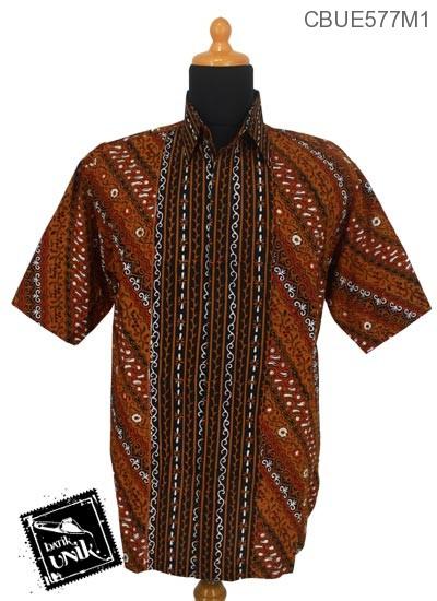 Kemeja Batik Terbaru  Ekslusive Motif Parang Klasik