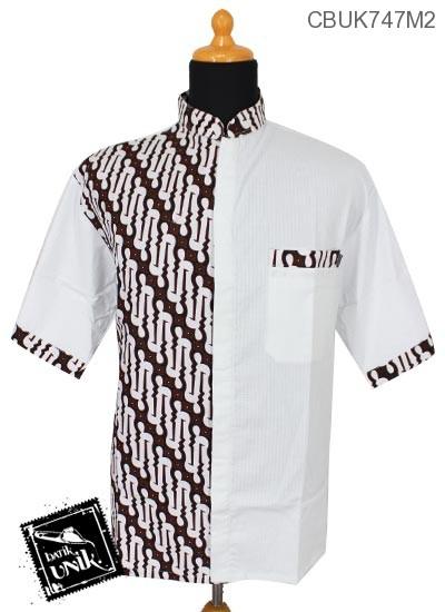 Koko Batik Katun Motif Parang Klasik