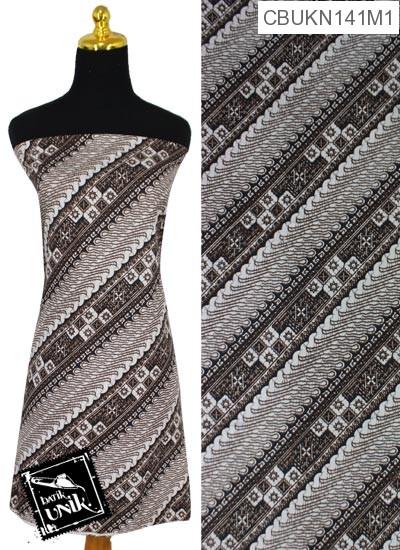 Kain Batik Terbaru  Printing Motif Parang Mataram