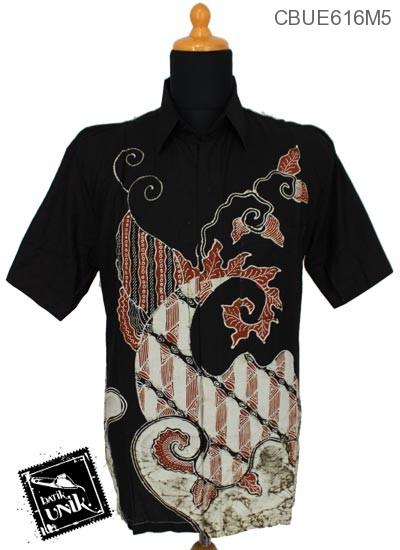 Baju Batik Kemeja Ekslusive Motif Pulo Parang