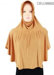 Jilbab Antem Samawa Spandex Super Lipit Depan Alila