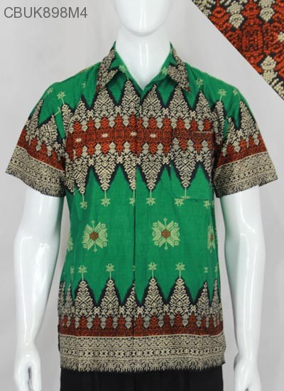 Baju Batik Kemeja Anjani
