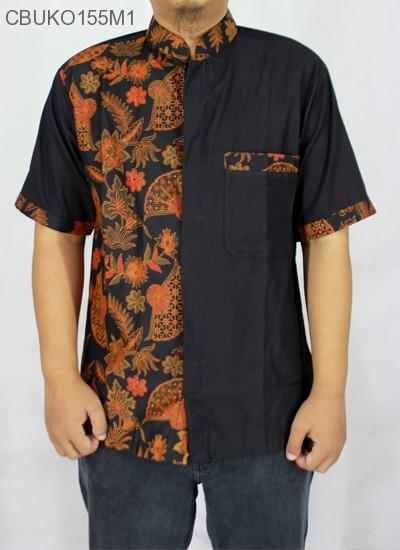 Koko Batik Katun Motif Kipas