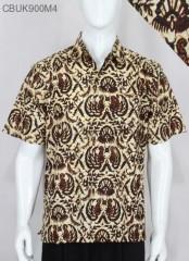 Baju Batik Kemeja Motif Mataraman