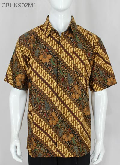 Baju Batik Kemeja Parang