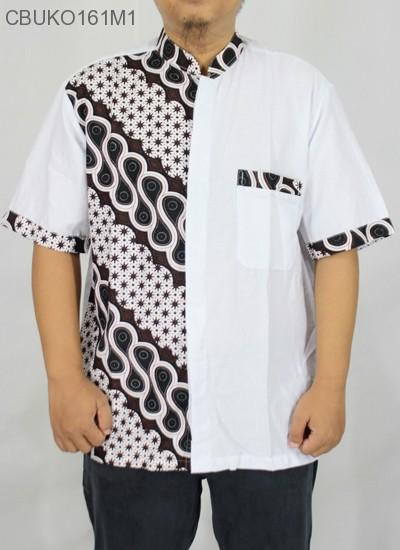 Koko Batik Katun Motif Parang Bintang