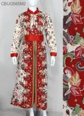 Gamis Batik Cibulan Gentong