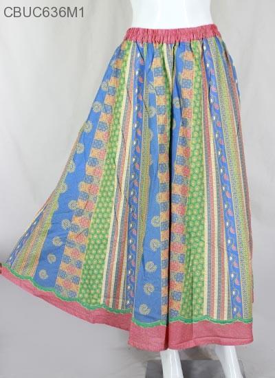 Celana Kulot Kembang Ceplok