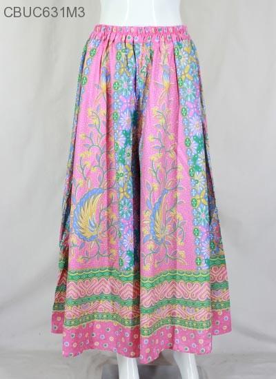 Celana Kulot Sayap Warna