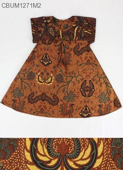 Dress Anak Nina Motif Klasik M