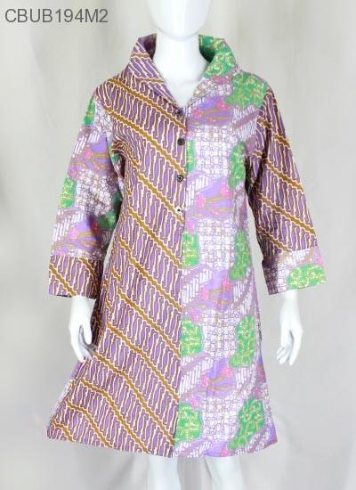 Dress Tunik Kamila Parang