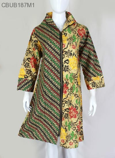 Dress Tunik Kenes Klasik