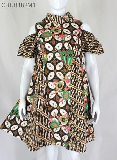 Dress Tunik Mahesti Kawung