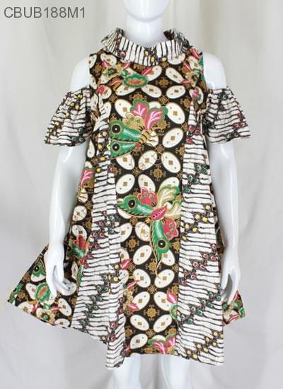 Dress Tunik Mahesti Dua Kawung