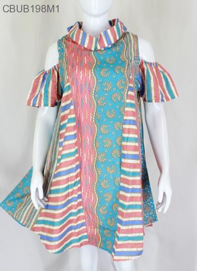Dress Tunik Nesya Seling
