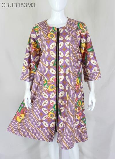 Dress Tunik Nirwana Kawung