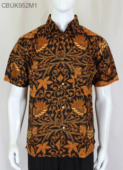 Baju Batik Kemeja Motif Regolan