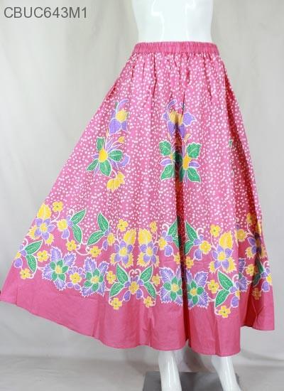 Celana Kulot Kembang Polka