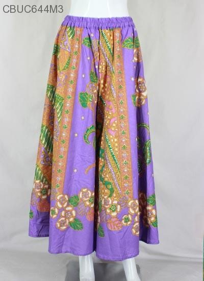 Celana Kulot Kembang Parang