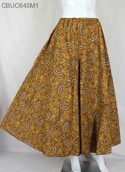 Celana Kulot Tumurun Klasik