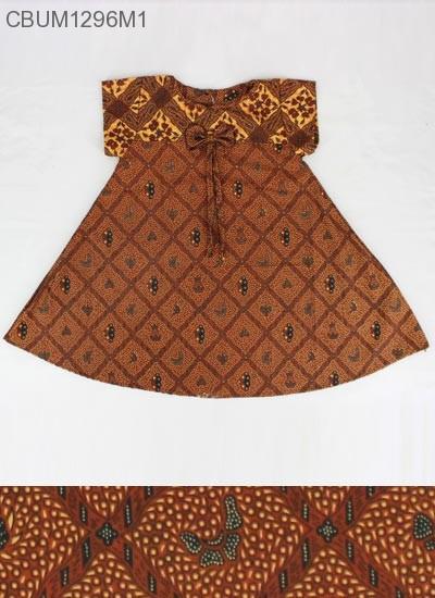 Dress Anak Nina Motif Klasik L