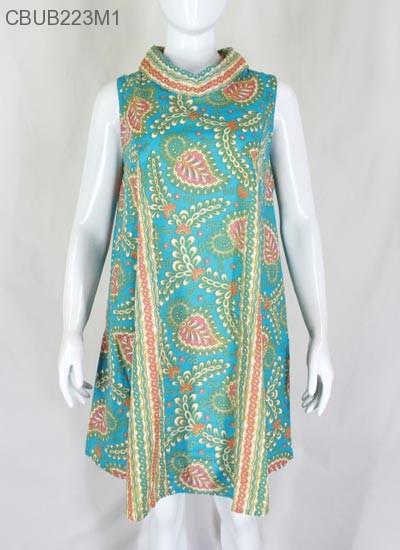 Dress Batik Cindy Warna