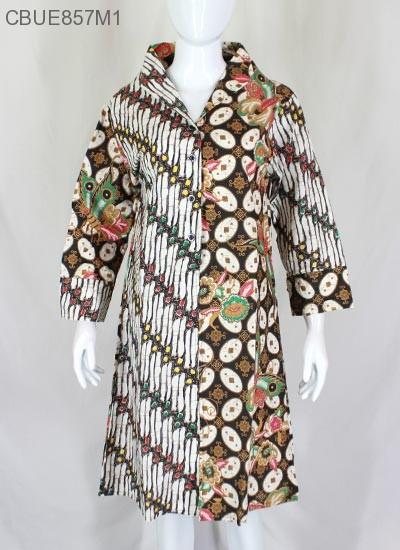 Dress Tunik Kamila Kawung