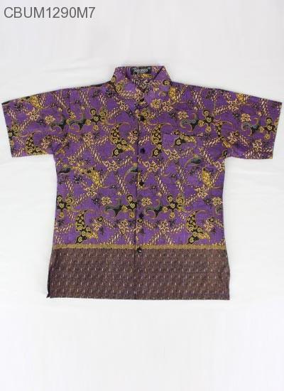 Kemeja Batik Abg Kotemporer