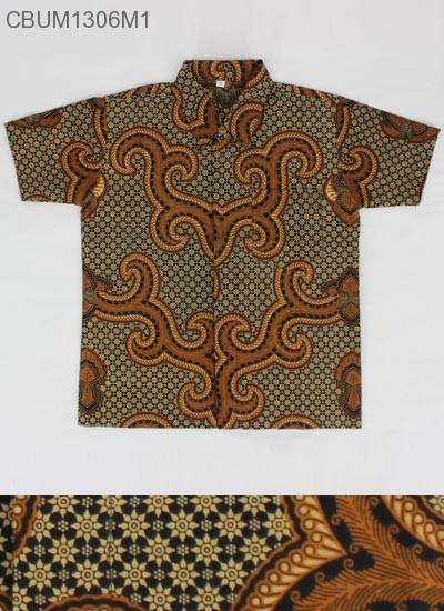 Kemeja Batik Anak Klasik Kraton