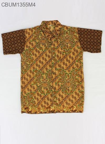 Baju Batik Anak Kemeja Parang Size LLL