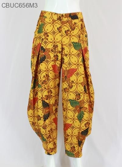 Celana Balon Batik Aladin Arimbi Klasik