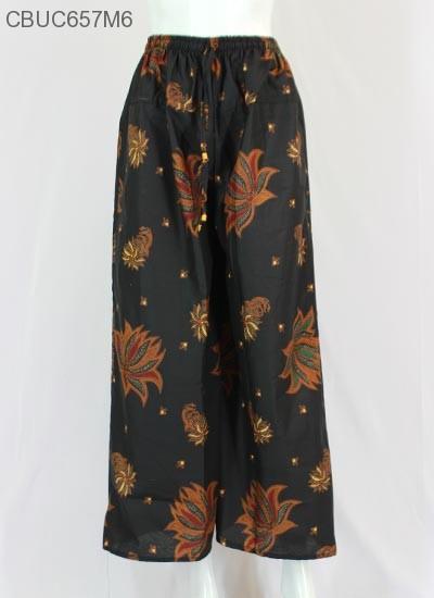 Celana Kulot Batik KLasik Arimb 6
